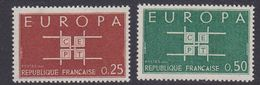 Europa Cept 1963 France 2v ** Mnh (36922Z) - Europa-CEPT