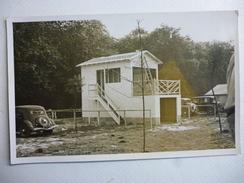 Photo , Chalet En Construction A Villeneuve Loubet ? 30 Mai 1937 , Citoen Traction - Lieux