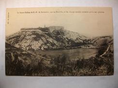 Carte Postal La Sainte Colline De N.D De Rochefort (30) ( CPA Oblitérée 1913 Timbre 5 Centimes ) - Rochefort-du-Gard