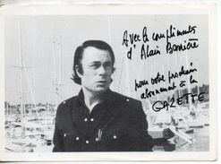 Alain Barriere. Grand Format. - Chanteurs & Musiciens