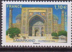 Francia Unesco Samarkand MNH - UNESCO