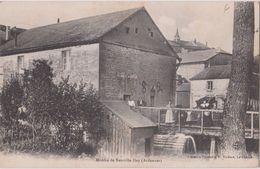 MOULIN DE NEUVILLE DAY - Water Mills
