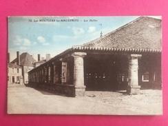 85 VENDEE, Les MOUTIERS-les-MAUXFAITS, Les Halles, (Jehly-Poupin) - Moutiers Les Mauxfaits