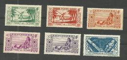 Océanie N°90, 91, 94, 96, 99, 152 Neufs Avec Charnière* Cote 3,70 Euros - Unused Stamps