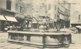 63 LE PUY ANCIENNE FONTAINE - LE VELAY PITTORESQUE - France