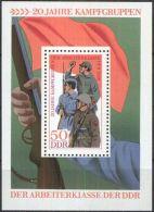 DDR 1973 Mi-Nr. Block 39 ** MNH - [6] Oost-Duitsland