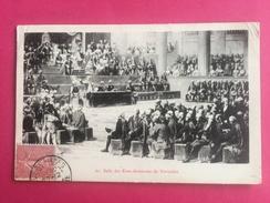 Politique, Salle Des Etats-Généraux De Versailles, Animée, 1905, - Ereignisse