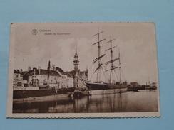 Bassin Du Commerce ( Pex ) Anno 1920 ( Zie Foto's Voor Detail ) !! - Oostende