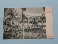 Le Kursaal La Grande Rotonde ( Stengel ) Anno 1902 ( Zie Foto's Voor Detail ) !! - Oostende