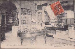 33-BORDEAUX-Magasin Confiserie Maison P. CALIOT 160.162 Cours Victor-Hugo...1907 - Bordeaux