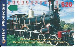Train Locomotive Télécarte  Phonecard Telefonkarte  (S. 639) - Australie