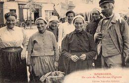 BOURGUEIL   -  Un Coin Du Marche Aux Oignons - France