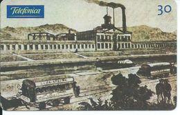 Train Locomotive Usine Télécarte  Phonecard Telefonkarte  (S. 641) - Paysages