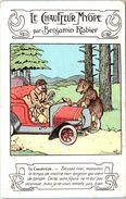 ILLUSTRATEUR -- RABIER B. - Le Chauffeur Myope - Rabier, B.