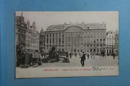 Bruxelles Palais Des Ducs De Brabant (marché) - Monumenten, Gebouwen