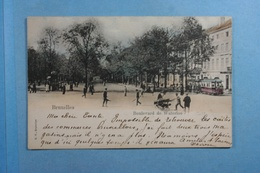 Bruxelles Boulevard De Waterloo (tram) - Avenues, Boulevards