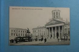 Bruxelles Place Royal St-Jacques Sur Coudenberg (tram) - Marktpleinen, Pleinen