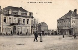 BETHUNE   -  Place De La Gare - Bethune