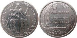 POLYNESIE FRANCAISE - 1 FRANC (2007) - French Polynesia