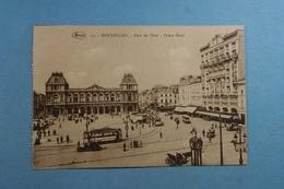 Bruxelles Gare Du Nord Palace Hôtel - Spoorwegen, Stations