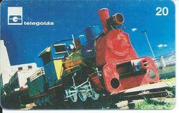 Train Locomotive Télécarte  Phonecard Telefonkarte  (S. 643) - Brésil