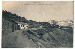 CPA - CUGURET (Basses Alpes) - Vallée De L'Ubaye Batterie De CUGURET - Autres Communes