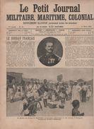 PETIT JOURNAL MILITAIRE MARITIME COLONIAL 6 3 1904  TOMBOUCTOU SOUDAN FRANCAIS - SENEGAL - SIAM - ARMEE ESPAGNE - MONACO - Periódicos