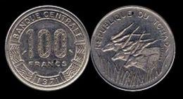 BANQUE DES ETATS DE L'AFRIQUE CENTRALE - 100 FRANCS (1998) - Sonstige – Afrika