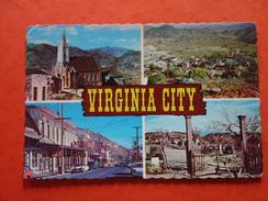 NEVADA - ETATS UNIE - VIRGINIA CITY - Etats-Unis