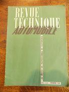 Revue Technique Automobile 1949 - Citroën T 23 - LKW