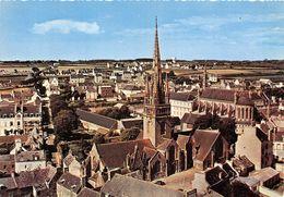 29-PONT-CROIX- L'EGLISE NOTRE DAME DE ROSCUDON - Pont-Croix