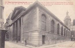 CPA Vieux Paris, Eglise Notre Dame De Bonne Nouvelle (pk39532) - Francia