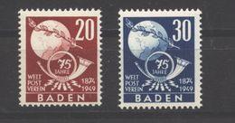 Baden,56/57,xx (5290) - Französische Zone