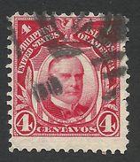 Philippines, 4 C. 1906, Sc # 242, Mi # 238, Used - Philippines