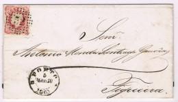Portugal, 1863, Porto-Figueira - Brieven En Documenten
