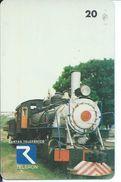 Train Locomotive Télécarte  Phonecard Telefonkarte  (S. 646) - Brésil