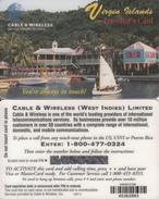 JUNGFERN INSEL-mint - Virgin Islands