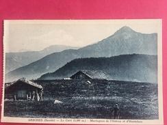 73 Savoie, ARECHES, Le Cuvi, Montagnes De L'Outray Et D'Hauteluce, Animée, () - France