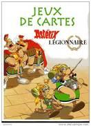 Coffret Jeux De Cartes Asterix Légionnaire - Jeux De Société