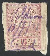 Belgium, Revenue 10 C. 1920 - Revenue Stamps