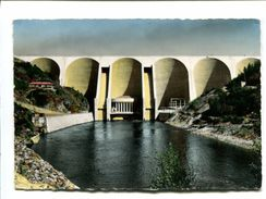 Cp - Barrage De GRANDVAL (115) - - France