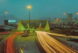 11024-HARBOUR TUNNEL-HONG KONG TO KOWLOON-FG - Cina (Hong Kong)