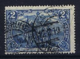 Deutsches Reich Mi Nr 95 A II Obl./Gestempelt/used    26 : 17 - Usati