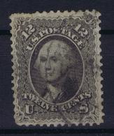 USA  Sc 69  Mi Nr 21 Obl./Gestempelt/used   1861 - 1847-99 General Issues