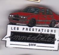 Pin's BMW Signe Demons Et Merveilles - BMW