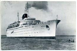 Compagnie Générale Transatlantique - French Line S/S/ ANTILLES - Steamers