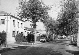 30-SAINT-CHRISTOL-LEZ-ALES-  ROUTE NATIONALE - France