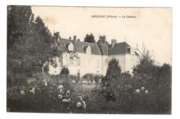 58 NIEVRE - ARQUIAN Le Château - Other Municipalities