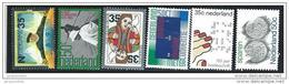 Nederland  ....  NVPH  ....     1073/1078      ....   **  ....  Postfris .... MNH ....  Postfrisch .... Neuf ** - Periode 1949-1980 (Juliana)