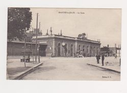 Mantes La Jolie  -- La Gare - Mantes La Jolie